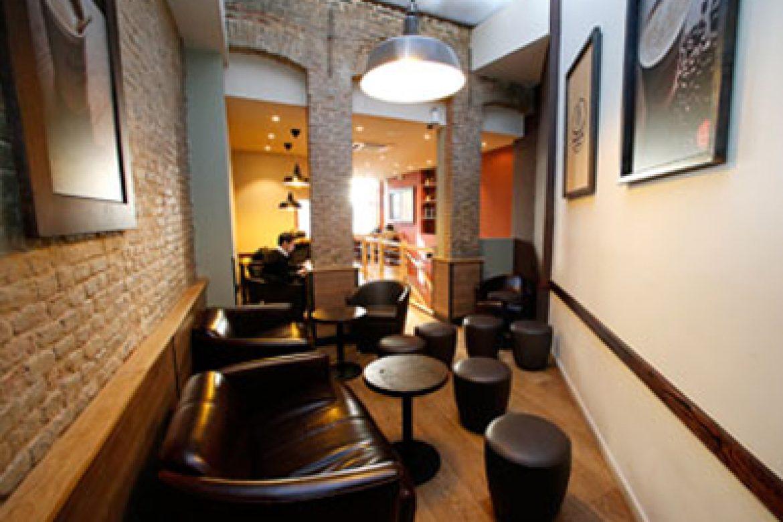 Gros œuvres - Réhabilitation café Notting Hill - Lille
