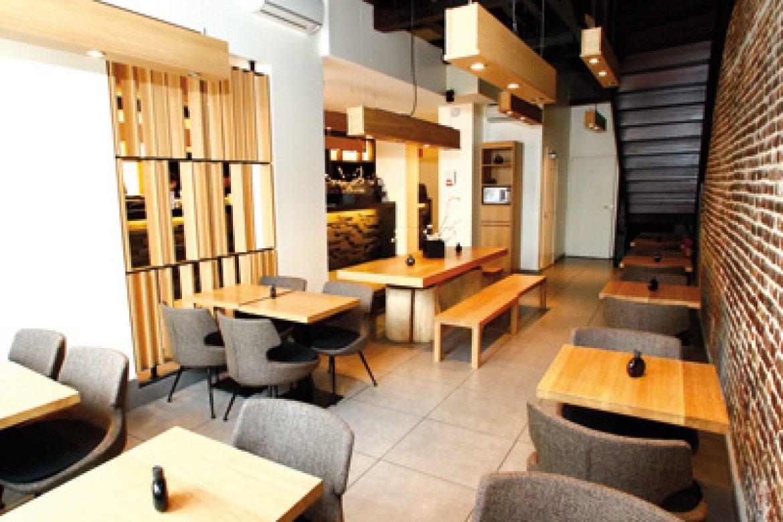 Gros œuvres et réhabilitation - Sushi Shop à Lille