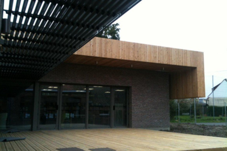 Construction Médiathèque Wannehain-2