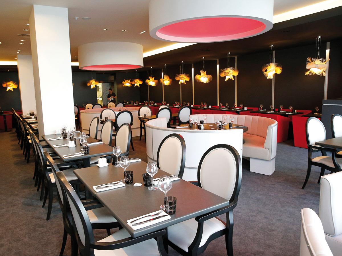 Gros œuvres | Réhabilitation | Restaurant la table à Villeneuve d'Ascq (59)
