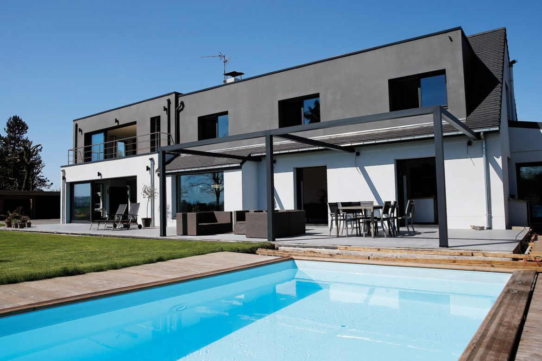 Rénovation | Extension d'une maison - Santes (59) 01