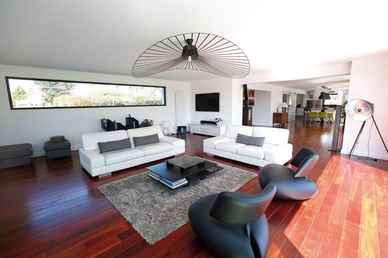Rénovation | Extension d'une maison - Santes (59) 03