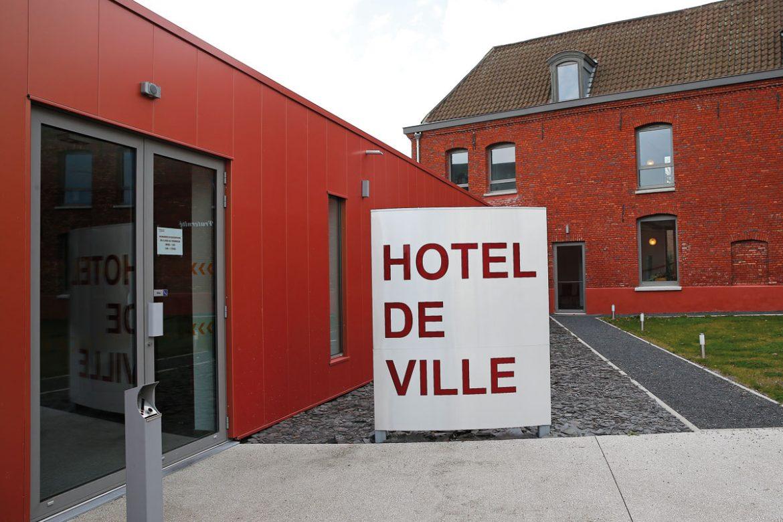 Travaux Neufs | Gros œuvres | Mairie - Hallennes-lez-Haubourdin (59)
